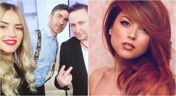 """Elena Gheorghe, terifiata de accidentul in care a fost implicata trupa Dj. Project: """"Sunt alaturi de voi"""""""