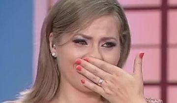 """Mirela Boureanu Vaida, in lacrimi la TV! """"Va dati seama ca nu mi-e usor"""""""