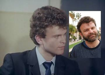 "Cum arata si ce face azi tocilarul Serban din ""Liceenii""? Este celebru in America si a jucat intr-un film cu Morgan Freeman"