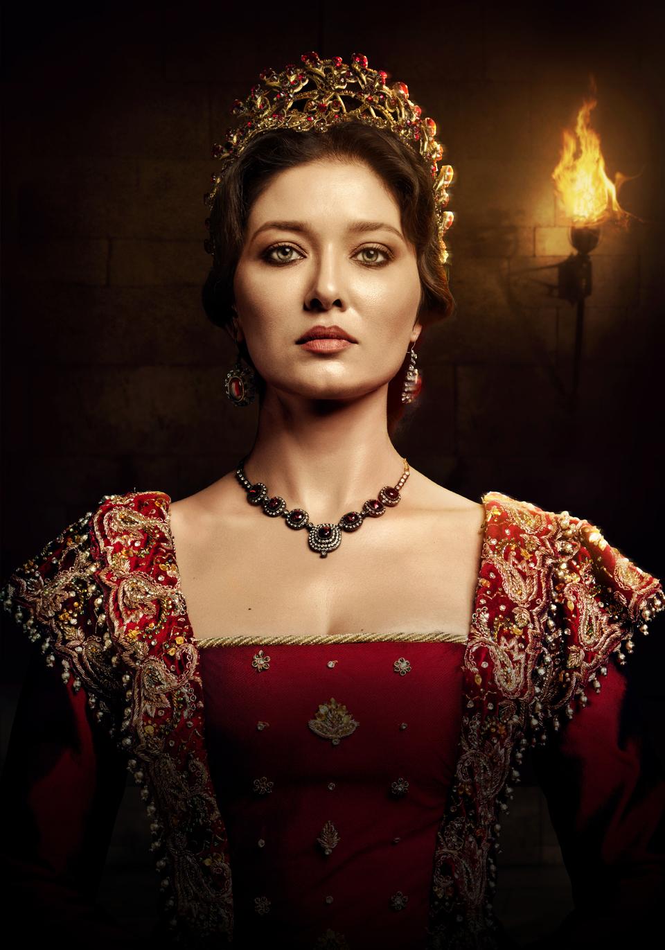 """Ce spune Nurgul Yesilcay despre sultana, personajul pe care il interpreteaza in """"Kosem""""! Nu ratati un nou sezon al serialului, de luni, de la 20.00, la Kanal D EXCLUSIV"""