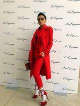 Adelina Pestritu, aventura nebuna la Milan Fashion Week! A alergat pe tocuri de 20 de centimetri