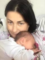 Fiica Gabrielei Cristea va avea alte două prenume!
