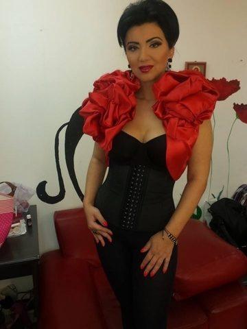 Adriana Bahmuteanu, surprinsa alaturi de Sile Camataru