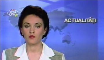 Cum arata Gabriela Firea pe vremea cand prezenta stiri la TVR, acum 20 de ani! A fost primul ei job in televiziune