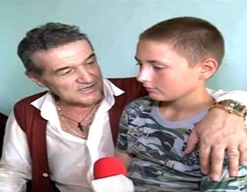 "Il mai tineti minte pe Marian Ursea, fiul ""adoptiv"" al lui Gigi Becali? S-a transformat intr-un tanar chipes. Cum arata acum"