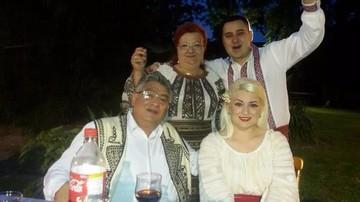 Sora lui Ciprian Tapota Lataretu este politista, dar canta jazz!