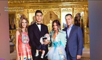 """Nepotelul lui Adrian Nastase creste vazand cu ochii! Bianca: """"Seamana mai mult cu Andrei decat cu mine"""""""
