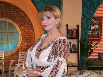 Luciana Vaduva are concerte pe banda rulanta! Artista este casatorita acum cu Valeriu Sfetcu, primul sot al Ilenei Ciuculete