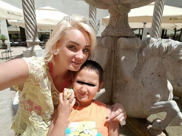 "Maria Constantin, mesaj emotionant pentru fiul ei: ""Te-am adus cu drag pe lume..."""