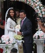 """Nasul Contra a fost foarte generos cu Mutu! Cat a pus """"Gurita"""" in plic la nunta fostului fotbalist!? Adrian si Sandra au strans o suma halucinanta dupa nunta si botez!"""