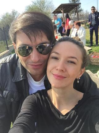 "Ce veste minunata! Adela Popescu si Radu Valcan se pregatesc sa devina din nou parinti: ""Cea mai frumoasa perioada a vietii mele"""