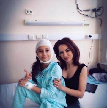 Beatrice, fiica lui Marian Drăgulescu, a suferit patru operaţii! Micuţa a fost diagnosticată cu o boală crâncenă