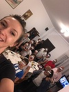 Adela Popescu si-a serbat mama! Vezi ce petrecere i-a facut la implinirea celor 63 de ani! Foto