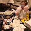 Inainte sa plece in Singapore, Simona Halep si-a sarbatorit nepoata, care a implinit un an FOTO