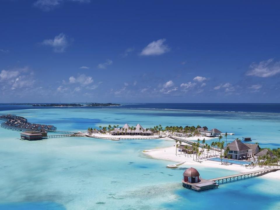 Pentru o noapte in paradisul din Maldive, Delia plateste o adevarata avere FOTO