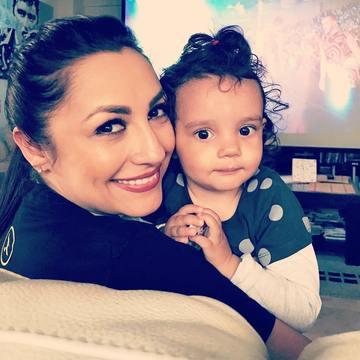 Eva, fiica Andrei şi a lui Cătălin Măruţă, pentru prima dată într-un videoclip! Anunţul a fost făcut pe Facebook