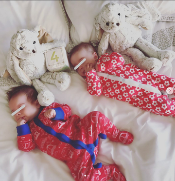 Marina Dina a ajuns la spital cu unul din gemeni! Ce a patit bebelusul! | EXCLUSIV