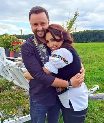 Prima reactie a Andrei dupa ce sotul ei, Catalin Maruta, a cazut pe scari cu fetita