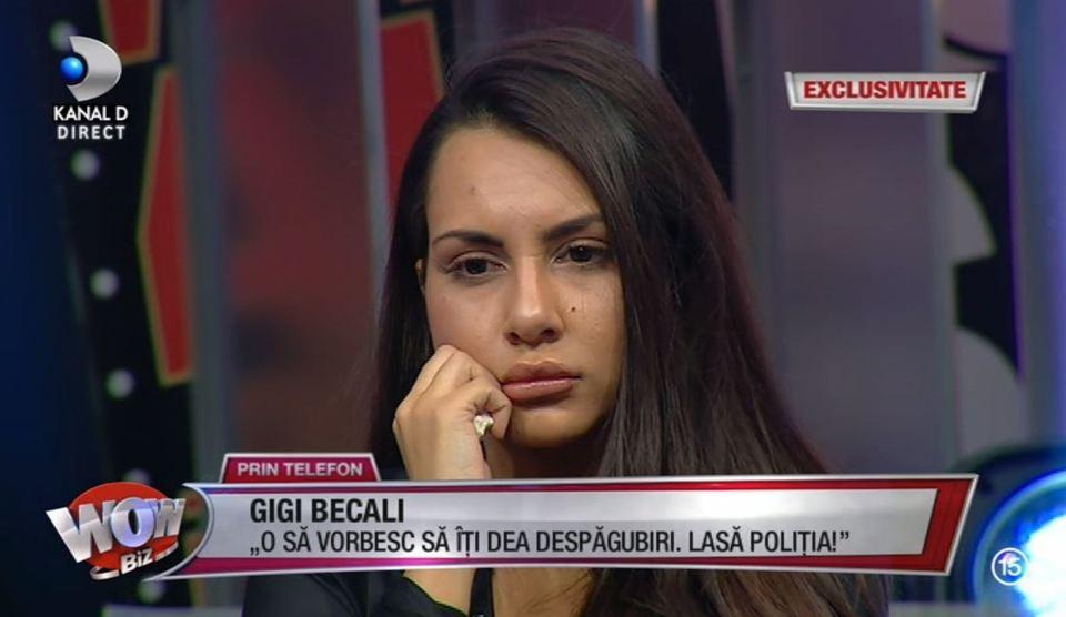 "Gigi Becali, propunere socanta pentru Ada, amanta fotbalistului de la FCSB, batuta de neveste in toaleta: ""O sa vorbesc sa-ti dea niste despagubiri! Esti fata saraca si ai vrut si tu sa castigi un ban"" Patronul FCSB a intrat prin telefon la WOWbiz VIDEO"