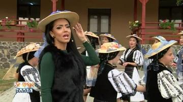 """Andreea Mantea si """"Fetele de la Căpâlna"""", la """"Se striga darul!"""" """"Le-am stricat dansul"""" Cum s-a distrat vedeta aflati azi, de la 20.00, la Kanal D"""