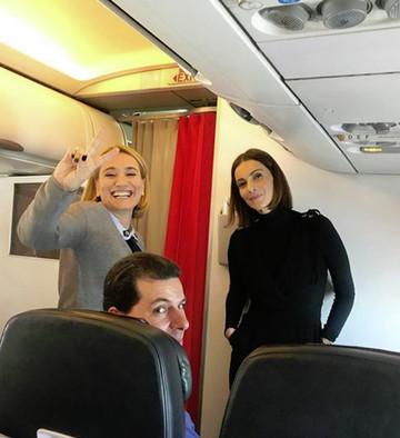 """Imagine neasteptata cu Andreea Esca si Andreea Berecleanu! Cum au fost surprinse cele doua """"rivale"""""""