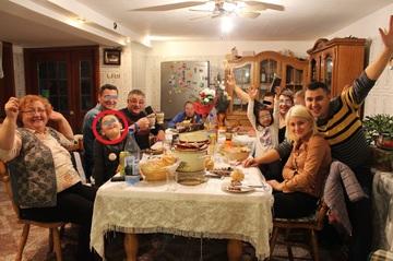Mare petrecere in familia primului sot al Mariei Constantin! Actuala iubita a lui Ciprian Tapota Lataretu a implinit 23 de ani FOTO