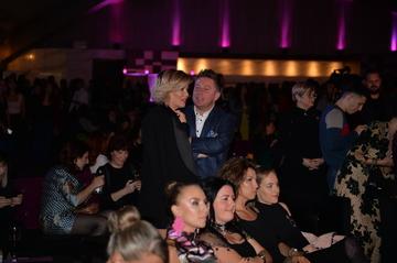 Gina Pistol l-a cucerit pe cel mai bun prieten al lui Smiley. S-a distrat o seara intreaga cu Pavel Bartos FOTO EXCLUSIV