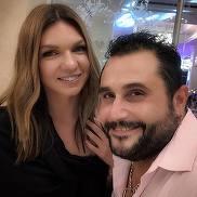"""Prietenia nestiuta dintre un cantaret cunoscut si Simona Halep: """"Ti-am tinut pumnii si am fost alaturi de tine cu tot sufletul!"""" FOTO"""