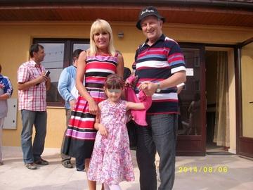Un fost mare arbitru roman s-a dus la Tebea in costum popular, sa-l omagieze pe Avram Iancu! FOTO