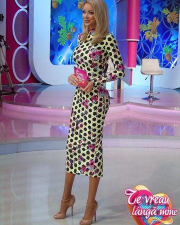 Ce face Bianca Drăguşanu atunci când nu este la TV! Prezentatoarea  le-a dezvăluit fanilor secretul ei