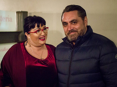 Ozana Barabancea s-a impacat cu fostul ei sot! Artista a facut anuntul dupa 13 ani de la divort