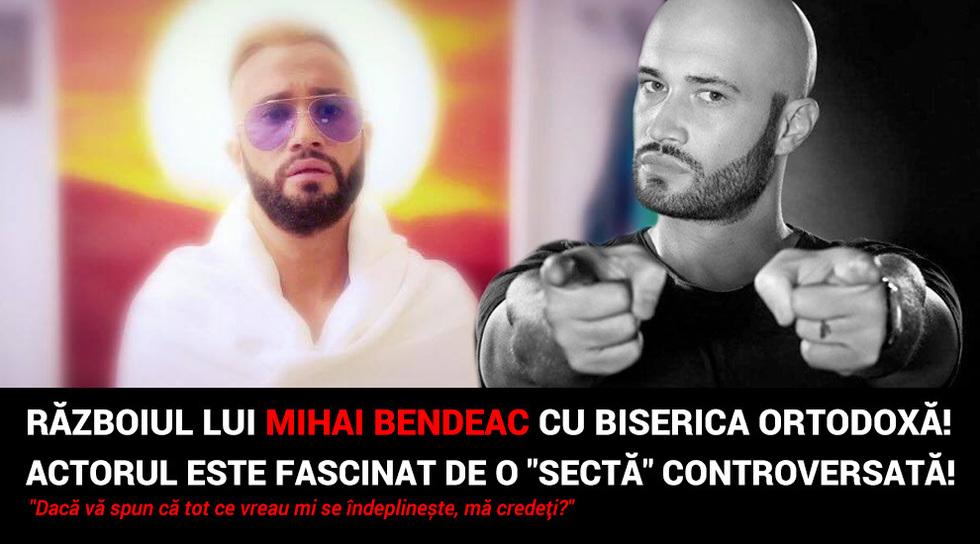Razboiul lui Mihai Bendeac cu...