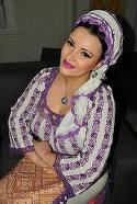 Silvana Riciu a renuntat la costumul popular si a imbracat o rochie sexy! Cantareata prezinta unul din cele mai mari evenimente de frumusete! Foto Exclusiv