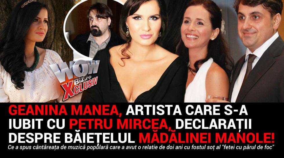 Geanina Manea, artista care...