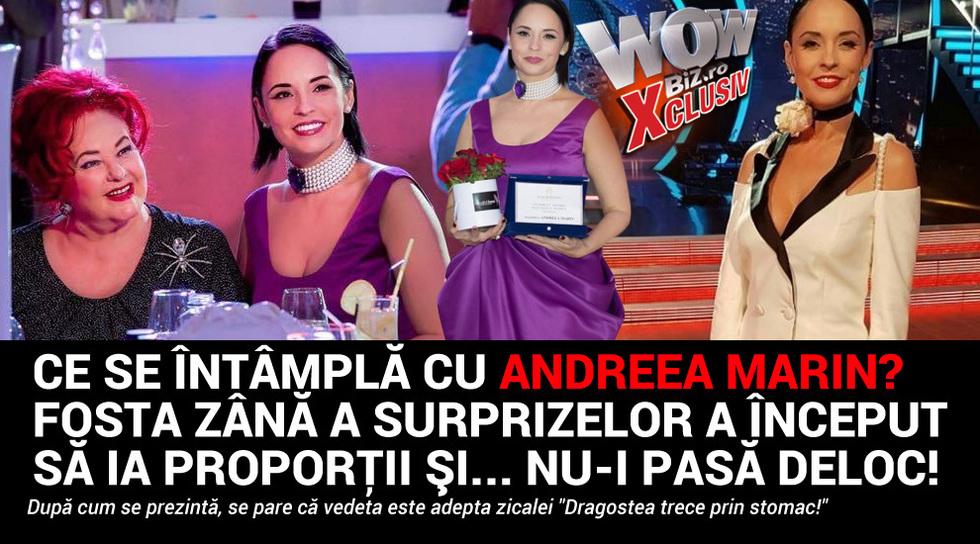 Ce se intampla cu Andreea...