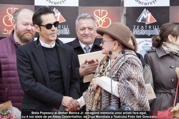 Stefan Banica Jr s-a apropiat de sicriul Stelei Popescu si i-a pus mana pe frunte. Ce s-a intamplat apoi?