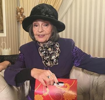 Incredibil, cum arata Marina Voica, la 81 de ani! Artista a avut un mesaj emotionant la moartea Cristinei Stamate Cele doua au fost colege de cabina la teatru