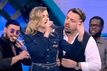 "Brenciu a facut o criza de nervi in direct cand Lidia Buble a inceput sa cante o piesa de-ale lui! Horia a vrut sa paraseasca platoul: ""Nu se poate asa ceva"""