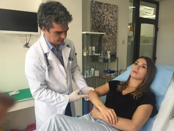 "Monica Rosu, despre terapia regenerativa: ""As fi putut continua cariera sportiva!"""