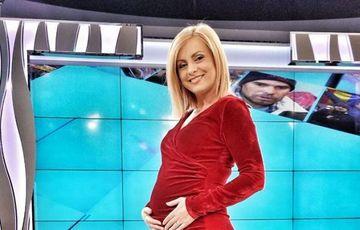 Simona Gherghe a aparut la TV de 1 Decembrie! Toti au observat ca a slabit mult