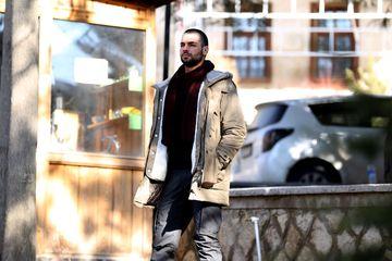 """Sukru Ozyildiz, protagonistul serialului """"Steaua sufletului"""", impatimit al sporturilor de contact"""
