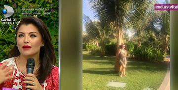"""Claudia Ghitulescu, vacanta de vis cu sotul ei, in Dubai! """"E prima oara cand am plecat atat de departe impreuna, dupa nunta am fost la Sinaia"""""""