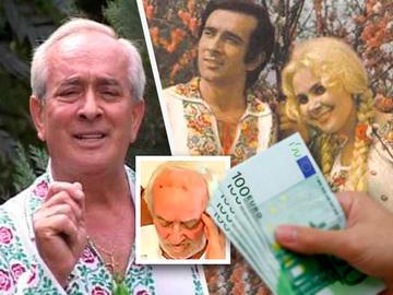 Nelu Balasoiu a primit 900 de euro cadou! Ce s-a intamplat cu banii! Cantaretul de muzica populara traieste intr-o saracie de nedescris si sunt zile cand n-are de mancare! Exclusiv!