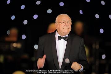 Acesta este motivul pentru care Alexandru Arsinel nu a anulat spectacolele din Spania, dupa decesul Stelei Popescu? Directorul Teatrului de Revista a tinut mortis sa se produca pe aceeasi scena cu celebrul tenor Placido Domingo!