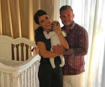 A venit Mosul pentru prima oara la baietelul Ilincai Vandici! Ce daruri a primit piticul Zian Ioan, la 4 luni si jumatate!