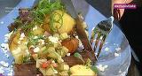 Chef Foa a facut o salata de boeuf cum nu ai mai vazut niciodata! Cum a pregatit-o celebrul bucatar