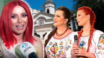 Ce inseamna postul Craciunului pentru Elena Gheorghe! Cat de frumos vorbeste artista, fiica de preot VIDEO EXCLUSIV