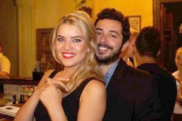 Marius Moga s-a dus singur la film! Ce s-a intamplat cu sotia? Vezi imagini exclusive surprinse de paparazzii WOWbiz! VIDEO