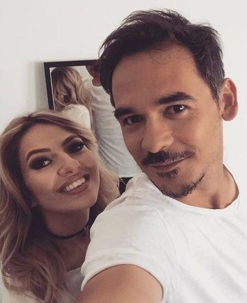 """Lidia Buble şi Răzvan Simion, o poveste de iubire condimentată:""""A început ca un război de gherilă"""""""