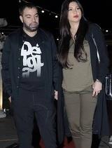 Florin Salam şi Roxana Dobre, surprinşi împreună!  Ce se întâmplă între cei doi după ce soţia artistului ar fi fugit de acasă